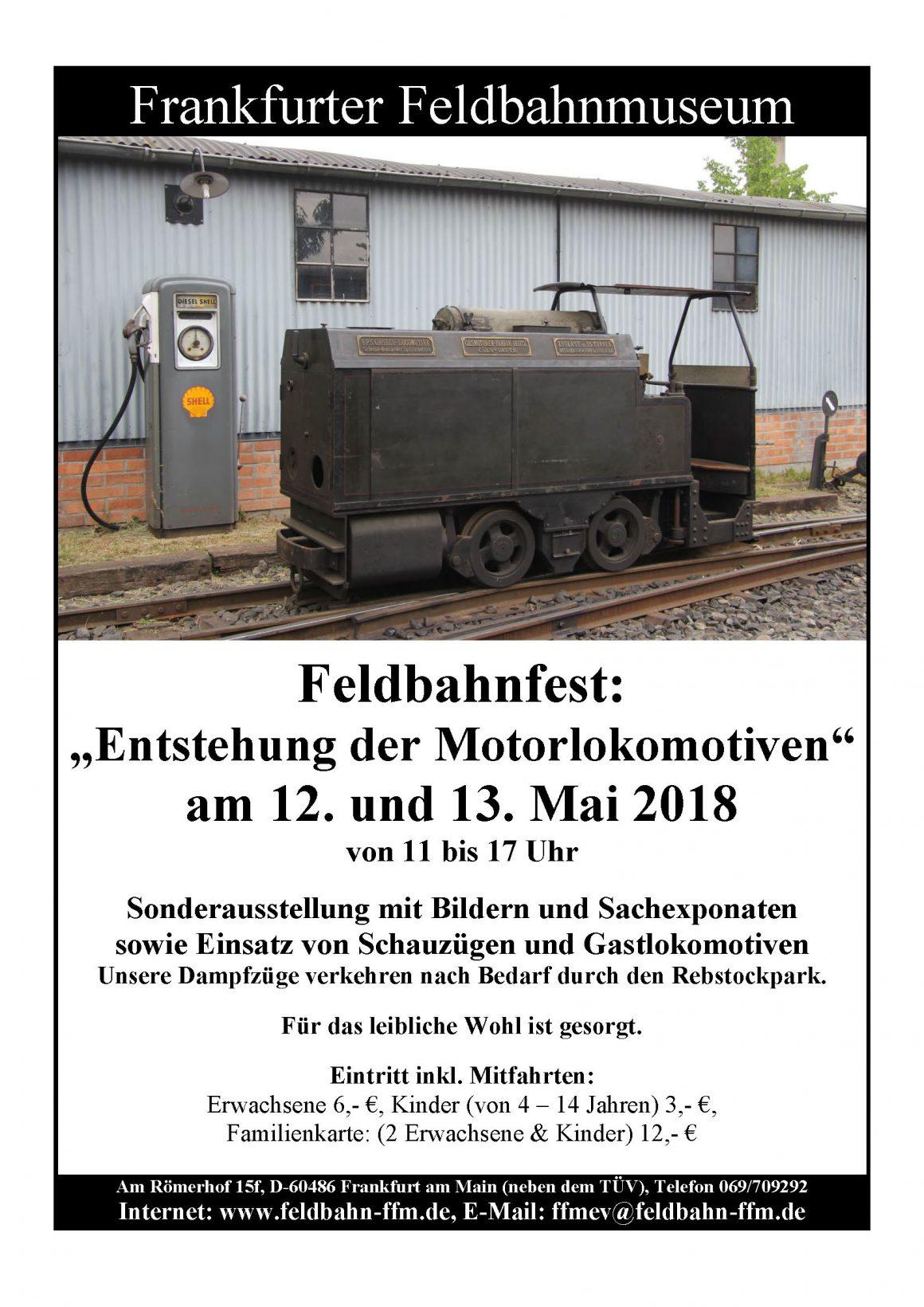 Feldbahnfest