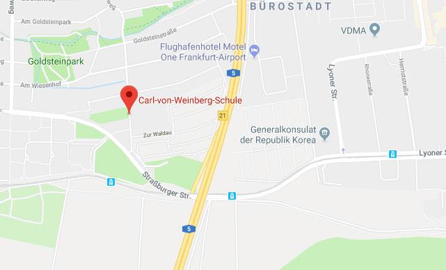 Carl-von-Weinberg Schule