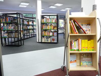 Stadtteilbibliothek Rödelheim
