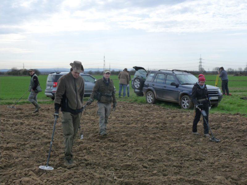 Ausgrabung Hofheim Marxheim