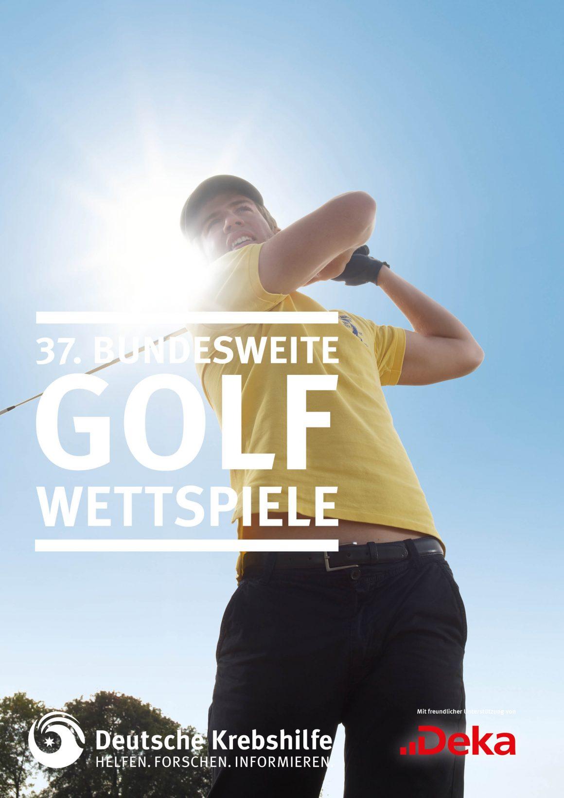 Golf gegen Krebs