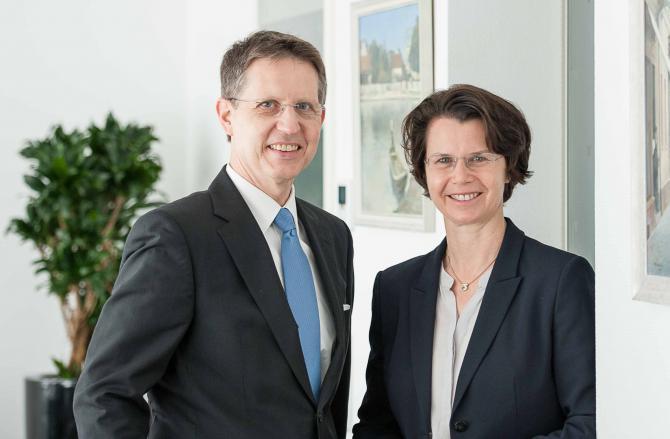 Zusammenschluss Volksbank Griesheim