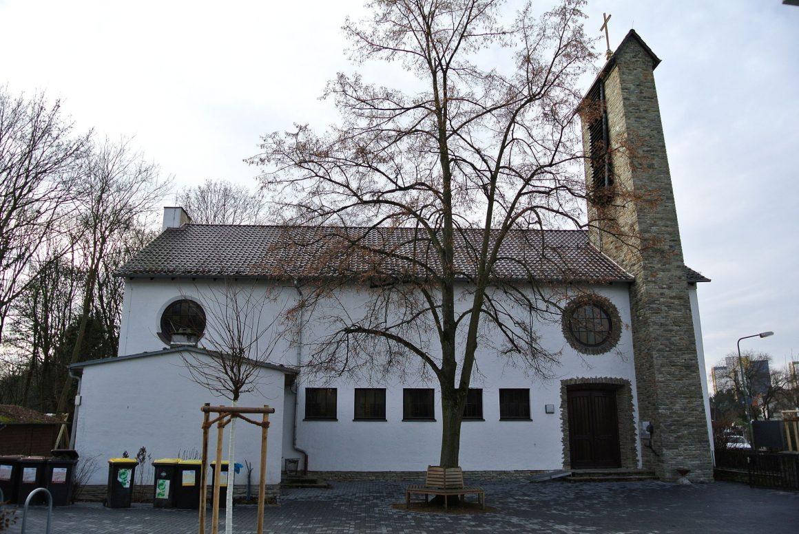 Dankeskirche Goldstein