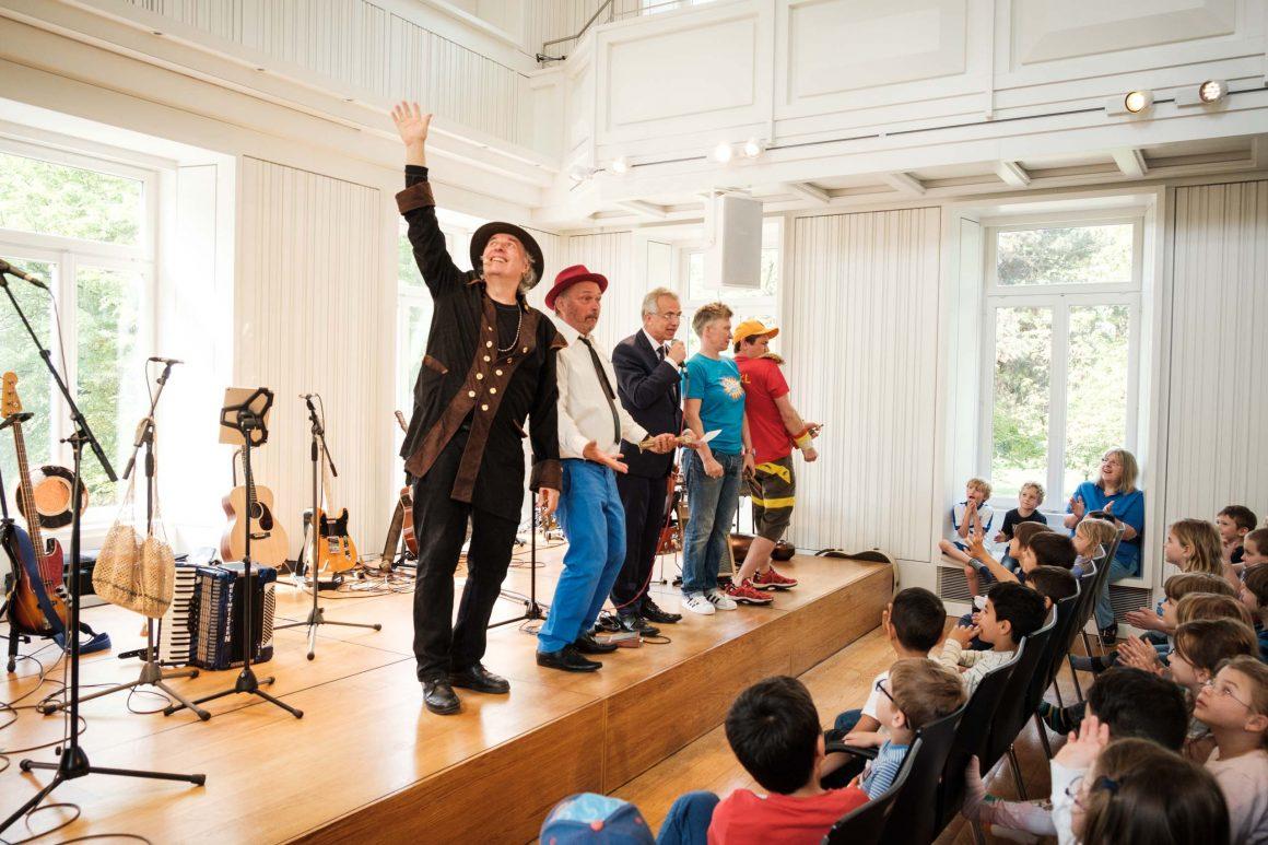 Frankfurter Kinderliedermacherfestival