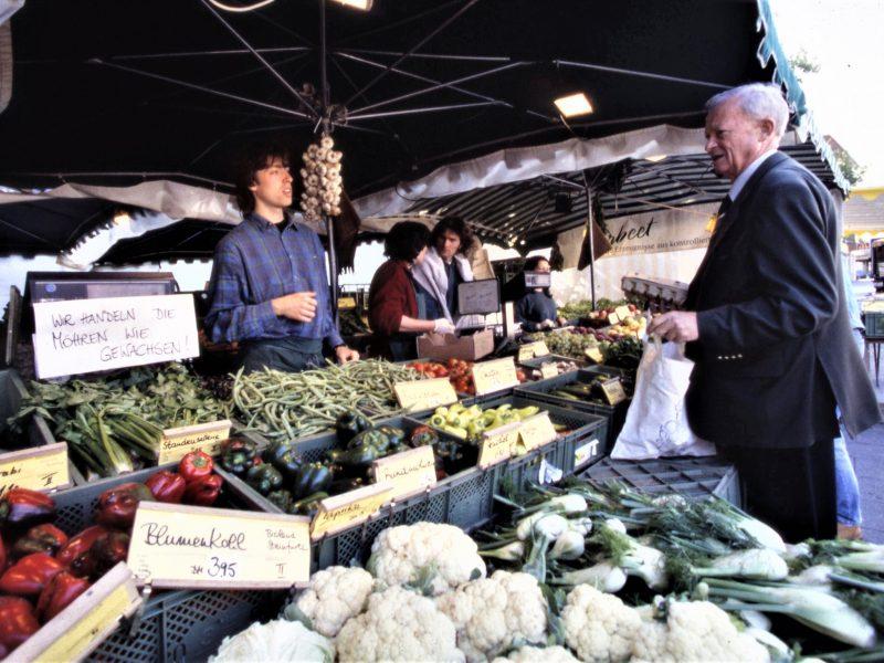 Bockenheimer Wochenmarkt